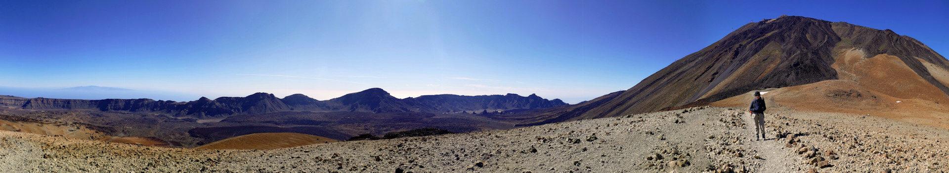 Huevos del Teide – Montaña Blanca (2.748 m)