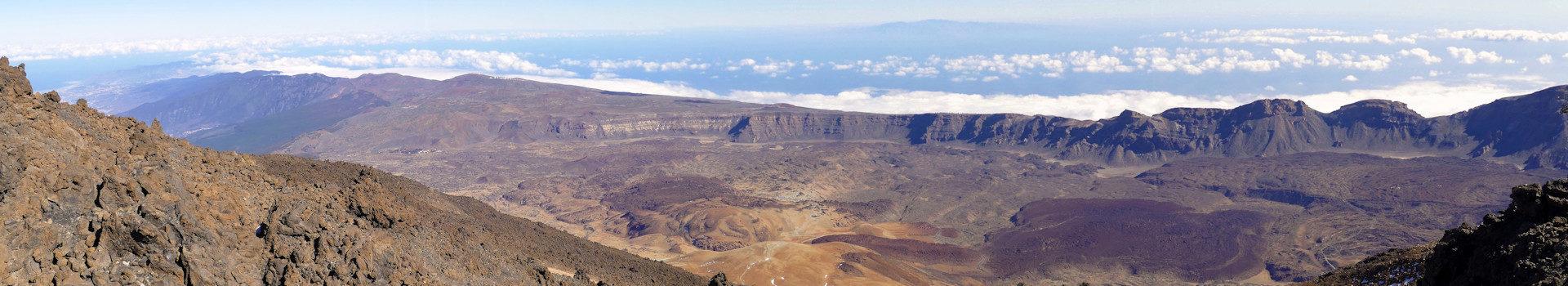 Pico del Teide (3.715 m)