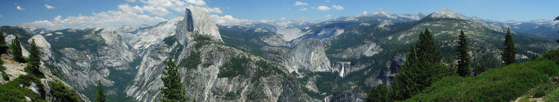 John Muir Trail – Etappenplanung