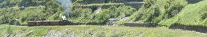 Wandern entlang der Furka-Dampfbahn