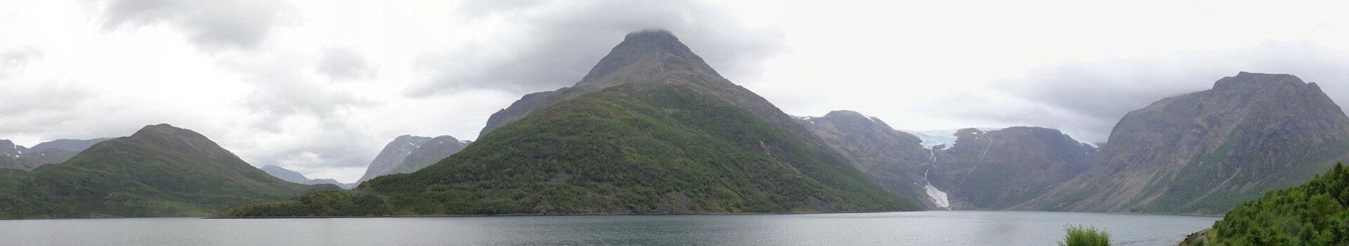Jøkelfjord – Øksfjordjøkelen