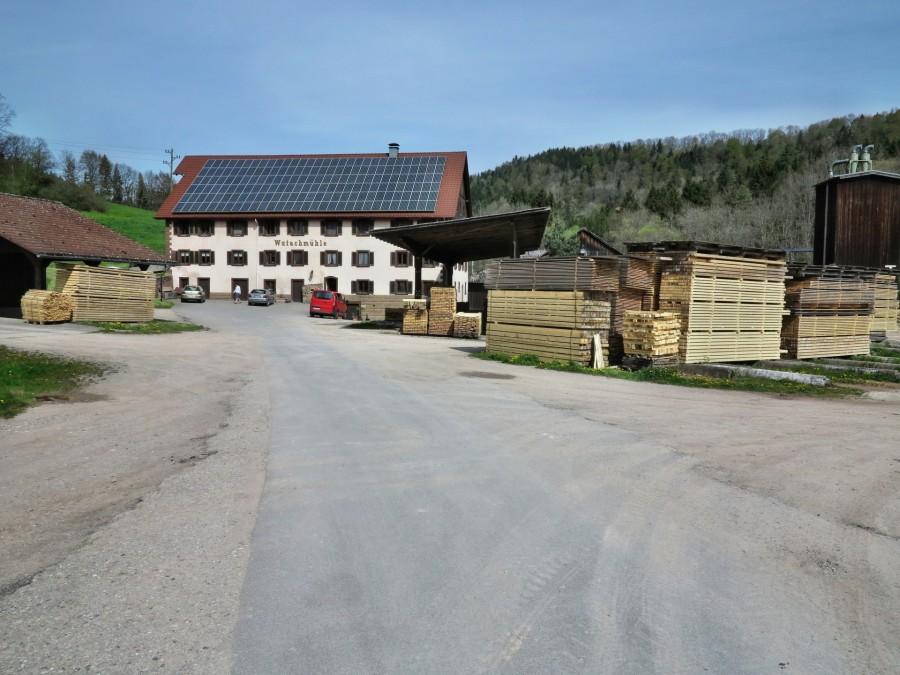 Wutachmühle
